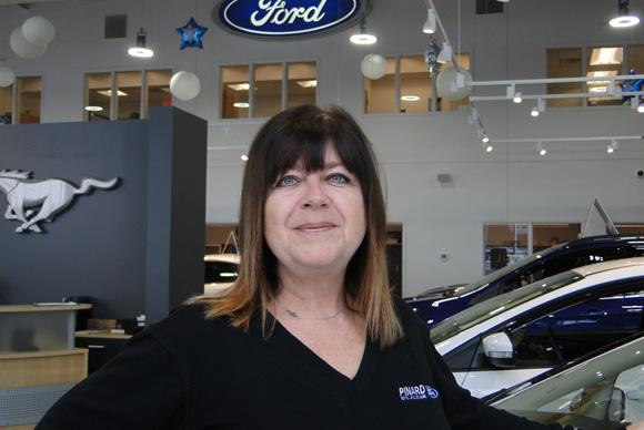 Carol Pinard