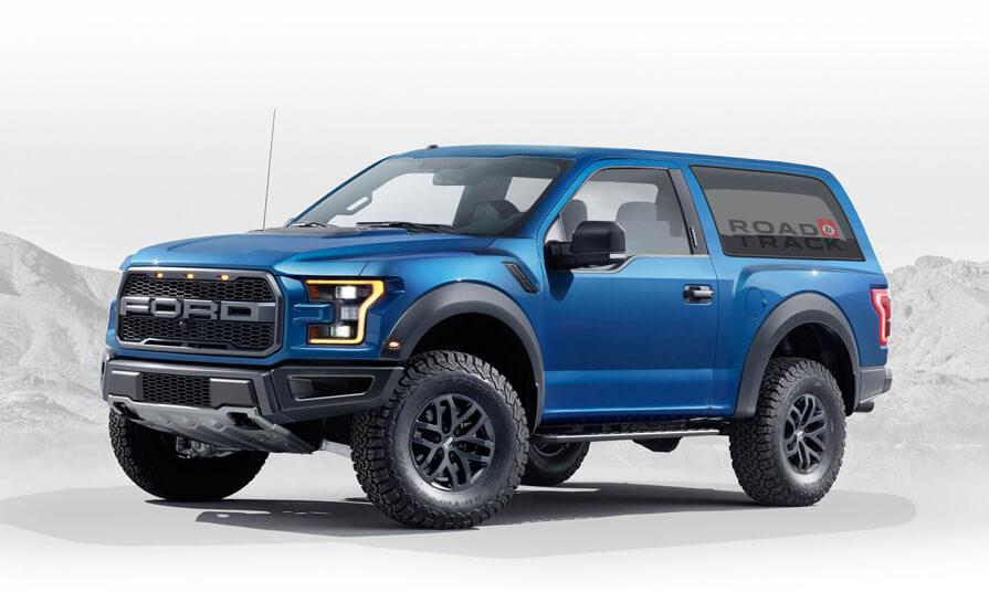 le nouveau ford bronco 2020 pr u00e9pare son retour