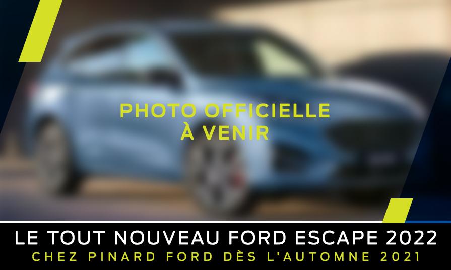 Ford Escape 2022