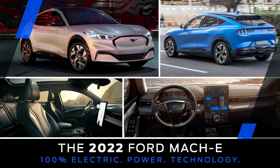 2022 ford mach-e