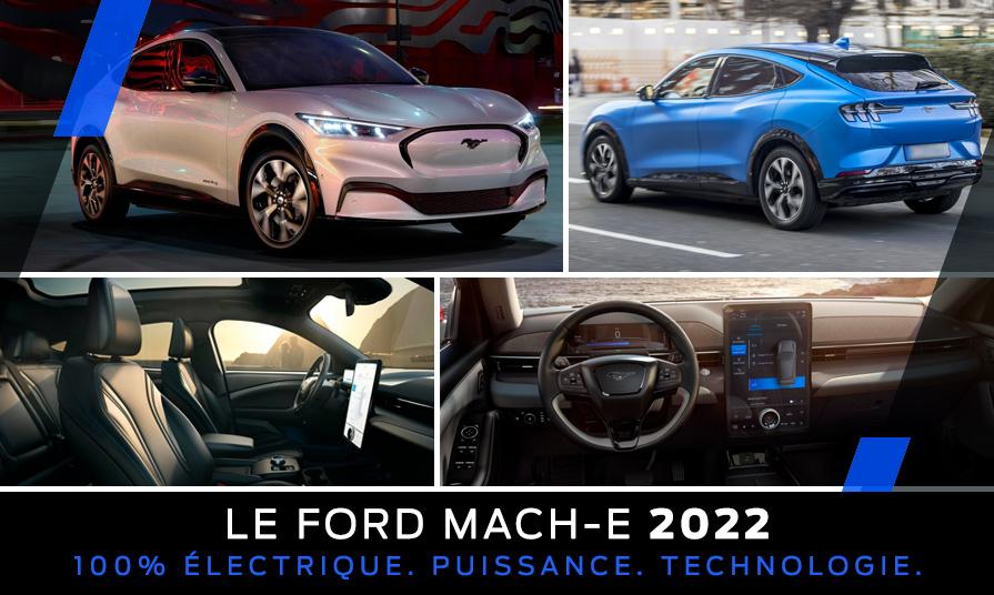 Ford Mach-E 2022