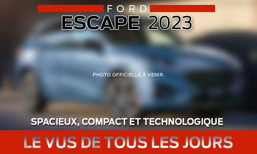 Ford Escape 2023