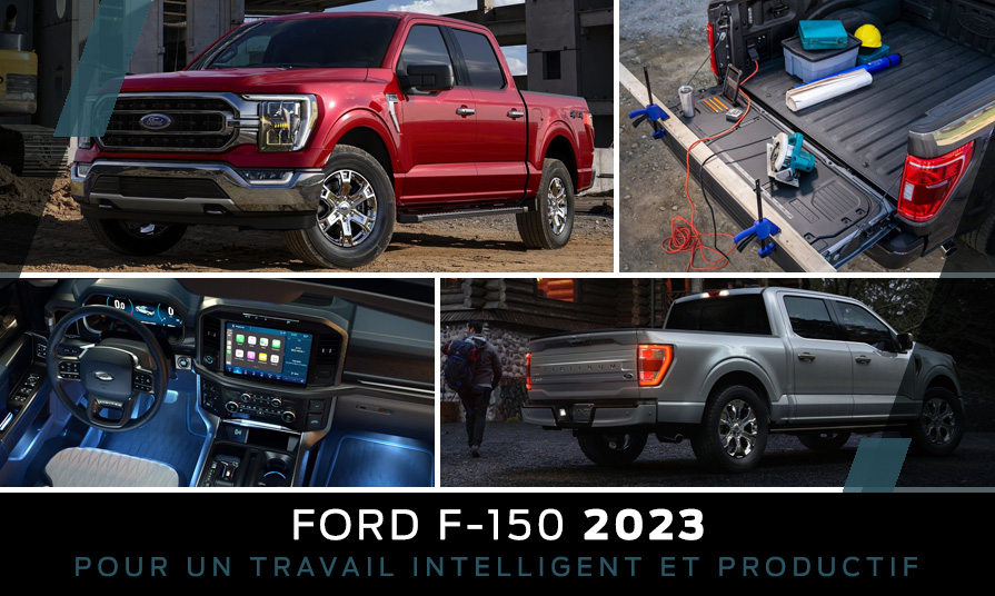 Ford F-150 2023